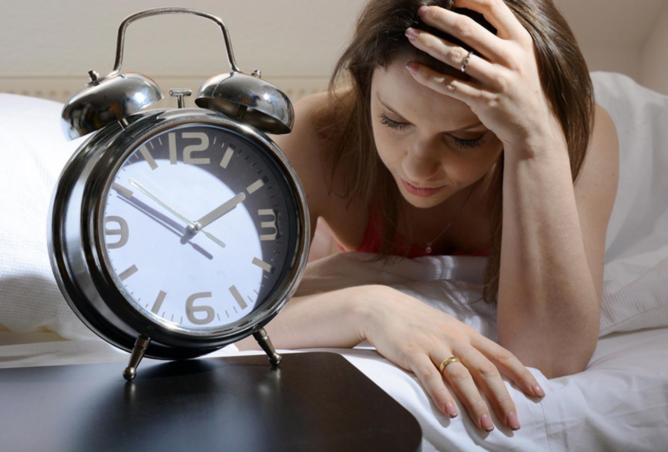 Schlaflosigkeit Wechseljahre