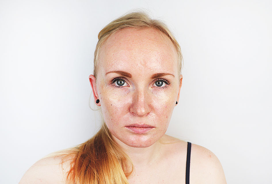 Hautcreme fettige Haut